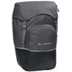 VAUDE Road Master Pannier Back black